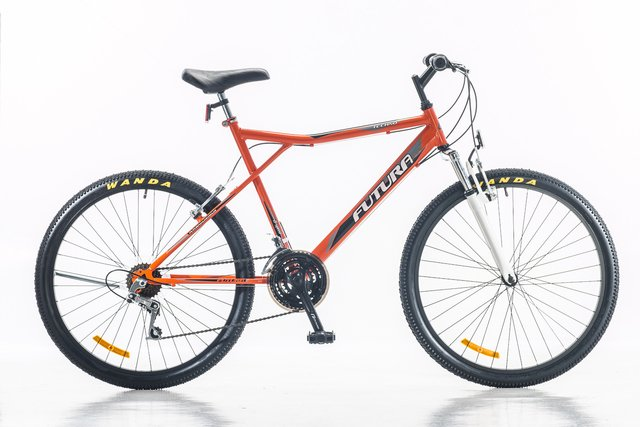 Bicicleta FUTURA Mountain Bike R26 Techno 21v Suspension Del