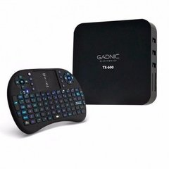 Tv Box GADNIC Full HD TX600 con Mini Teclado