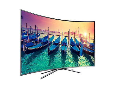 Smart Tv Curvo Led 55 4k Uhd Samsung Un55ku630