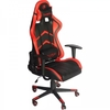Sillon Gamer MARVO Escorpion Ch106 Rojo-Negro Basculante