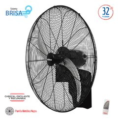 Ventilador de pared LILIANA Industrial VVWI32