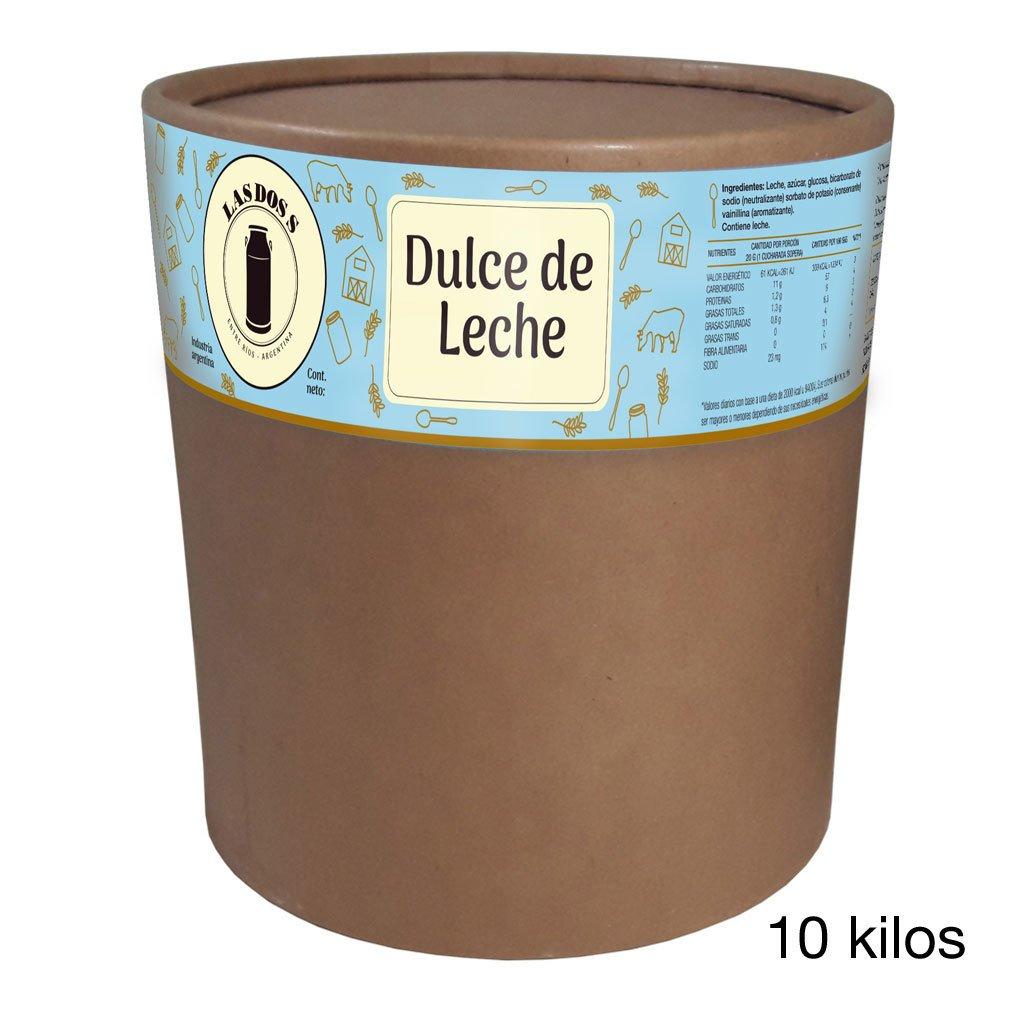 Dulce de leche familiar 10 k por mayor