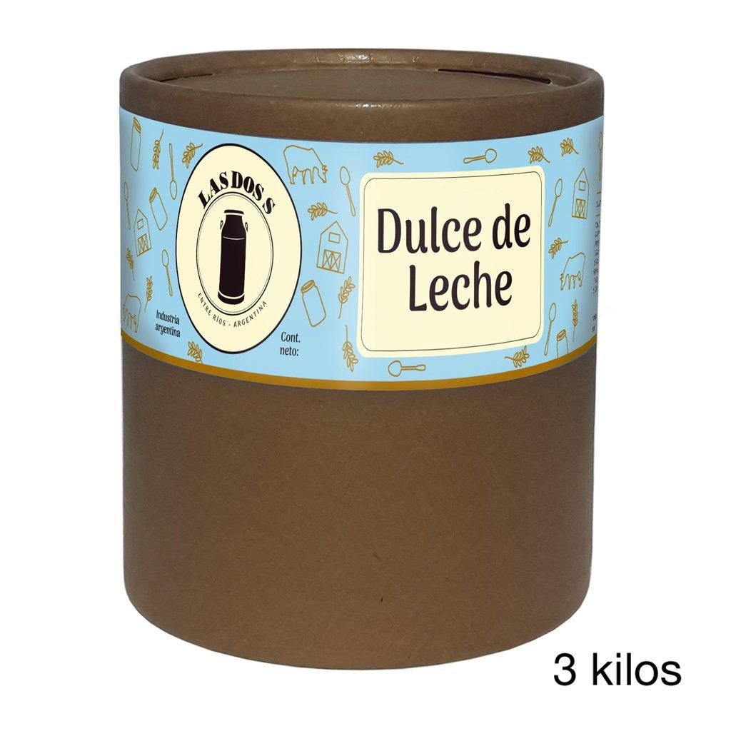 Dulce de leche repostero 3 k por mayor
