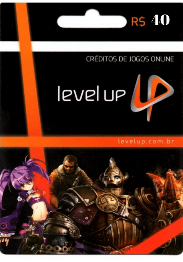 Level UP - R$40