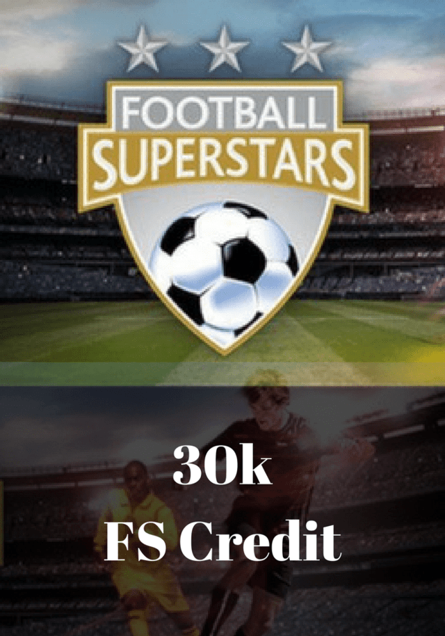 Football Superstars - 30K FS Credits - comprar online