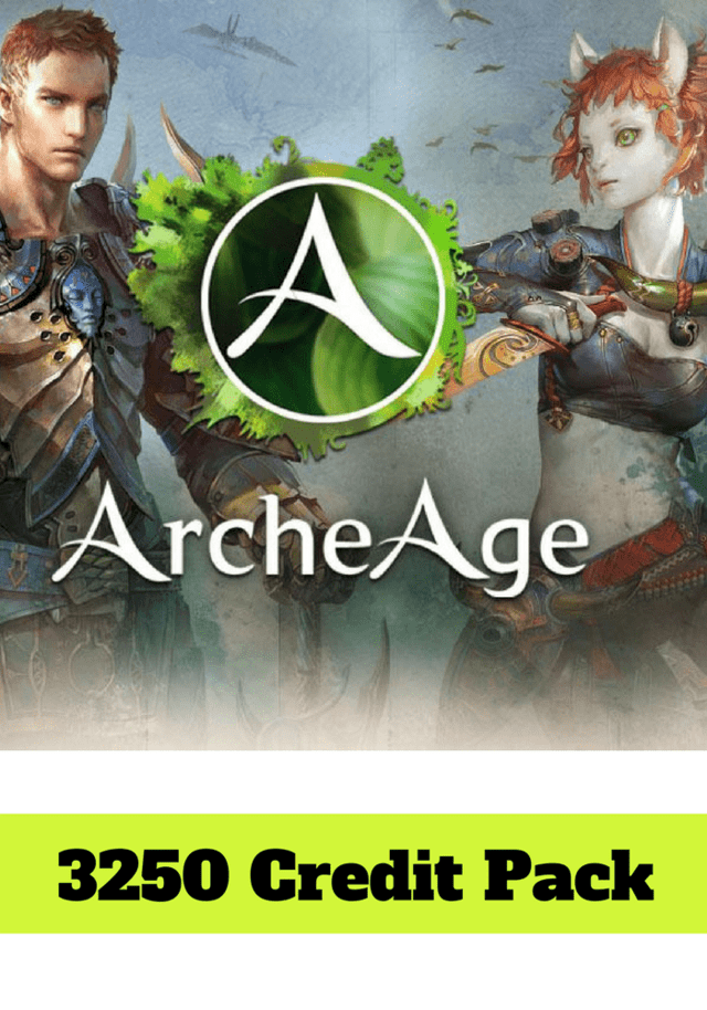 ArcheAge - 3.250 Credit Pack