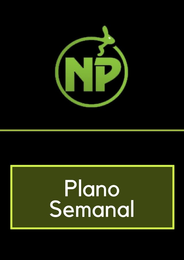 No Ping Game Tunnel - Plano Semanal