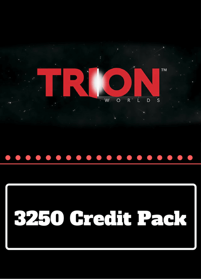 Trion Worlds - 3.250 Credit Pack