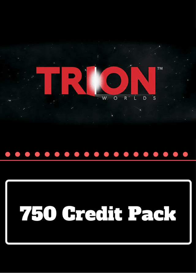 Trion Worlds - 750 Credit Pack