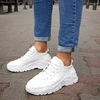 New Sneakers Manhattan Total White Art. 2748