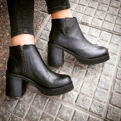 Bota Polo Negro Art. 2693
