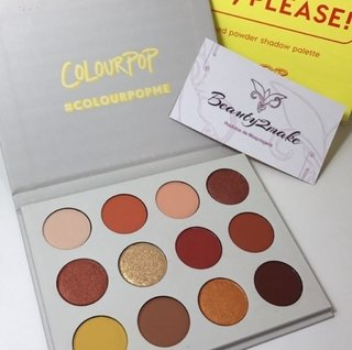 Paleta Colourpop Yes Please