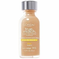 Base 30ml True Match Loreal Paris W7 Caramel Beige