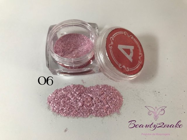 Glitter Aurorum Makeup 06