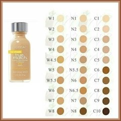 Base 30ml True Match Loreal Paris W7 Caramel Beige - comprar online