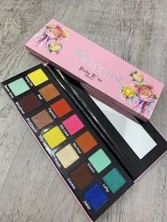Paleta de Sombras Pinky Rose Obessed