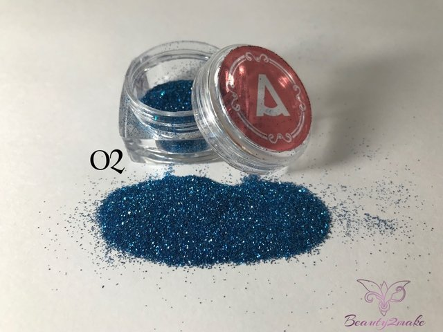 Glitter Aurorum Makeup 02
