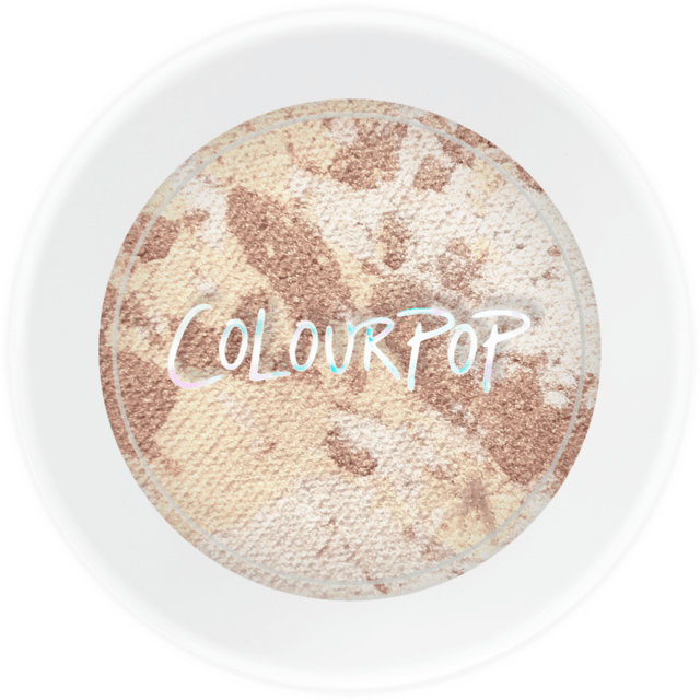 Iluminador Colourpop Glazed