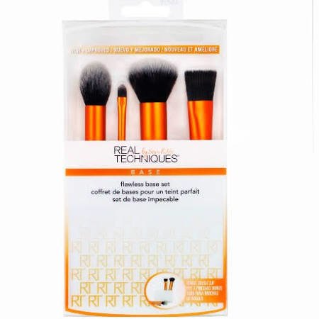 Kit de pincéis Real Techniques Flawless base set