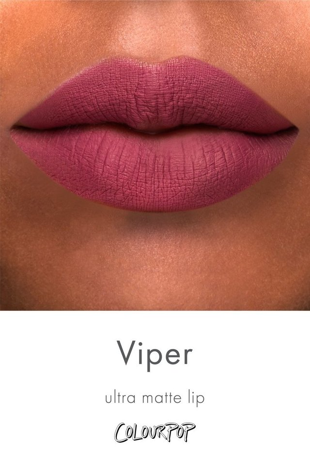 Batom Colourpop Viper - beauty2make