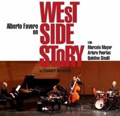 ALBERTO FAVERO / ON WEST SIDE STORY