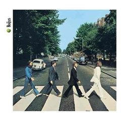 THE BEATLES / ABBEY ROAD (Edición Remasterizada)