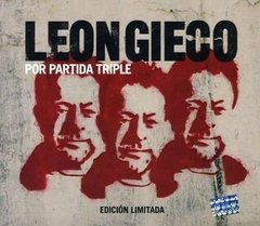 Leon Gieco / Partida Triple (3 Cd)