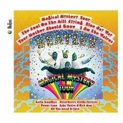 The Beatles / Magical Mistery Tour (lp)