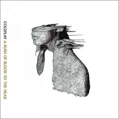 COLDPLAY / A RUSH OF BLOOD TO THE HEAD