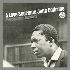 JOHN COLTRANE / A LOVE SUPREME, THE COMPLETE MASTER (2 CD)