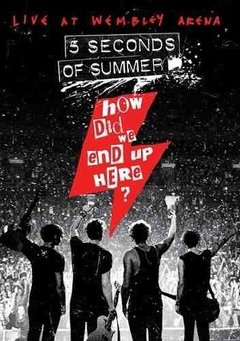 5 Seconds Of Summer / How Did We End Up Here? (dvd)