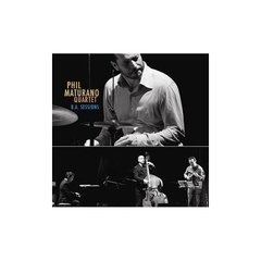 Phill Maturano Quartet /  Ba Sessions
