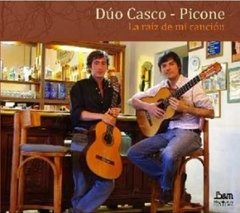 DUO CASCO-PICONE / LA RAIZ DE MI CANCION