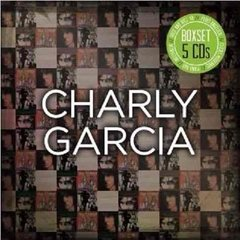 Charly Garcia / Boxset 5 Cds