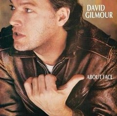 DAVID GILMOUR / ABOUT FACE