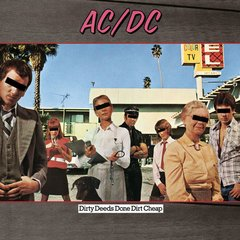 ACDC / DIRTY DEEDS DONE DIRT CHEAP (LP)