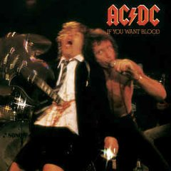 ACDC / IF YOU WANT BLOOD YOU VE GOT IT (LP)
