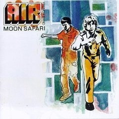AIR / MOON SAFARI (LP)
