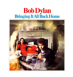 BOB DYLAN / BRINGING IT ALL BACK HOME (LP)