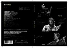 WILLY GONZALEZ TRIO / NUEVO TRIO (CD + DVD)