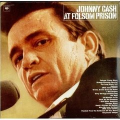 JOHNNY CASH / AT FOLSOM PRISON (2 LP)