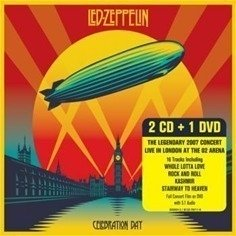LED ZEPPELIN / CELEBRATION DAY (2 CDS + DVD )