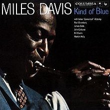 MILES DAVIS / KIND OF BLUE (CD)