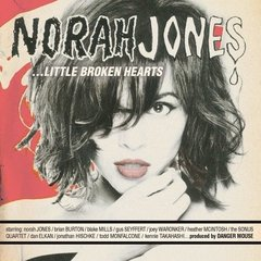 NORAH JONES / LITTLE BROKEN HEARTS (2 LP)