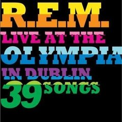 R.E.M / LIVE AT THE OLYMPIA IN DUBLIN 39 SONGS (2 CD+DVD)