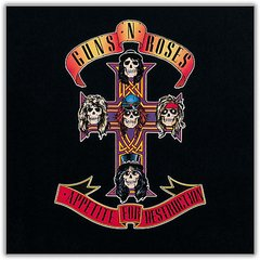GUNS N ROSES / APPETITE FOR DESTRUCTION (LP)