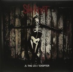 SLIPKNOT / THE GRAY CHAPTER (LP)