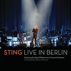 STING / LIVE IN BERLIN