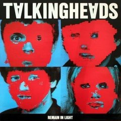 TALKING HEADS / REMAIN IN LIGHT ( VINILO IMPORTADO)