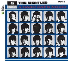 THE BEATLES /A HARD DAYS NIGHT (VINILO) - comprar online